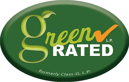 GreenRated, LLC Logo